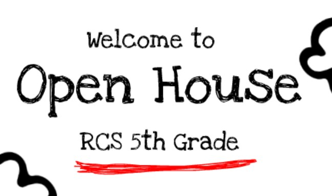 5th Grade Open House by Jennifer Ewing on Prezi